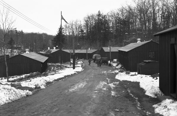 CCC Camp on the Palisades